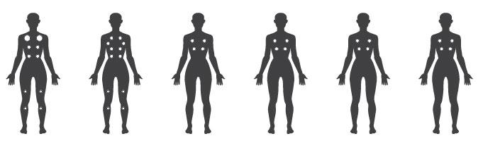 Punkty masażu