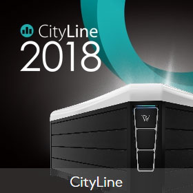 Jacuzzi CityLine 2018