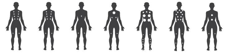 Olympus Massage Points