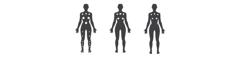 Titan massage points