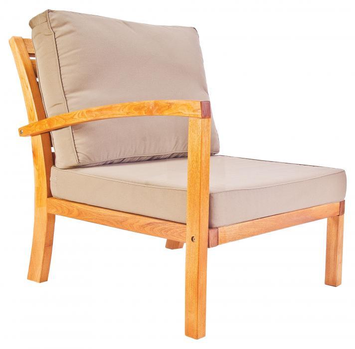 Krzesło MILANO z prawym oparciem
